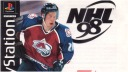 Cover art for NHL '98 Peter Forsberg EA Sports