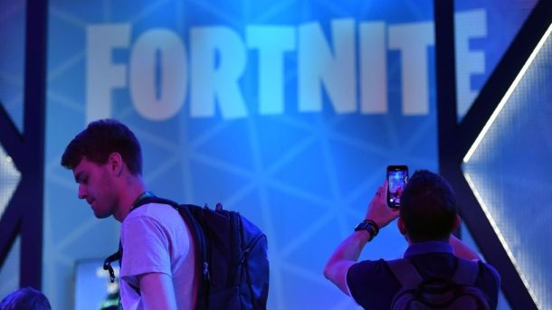 2020 NHL Draft players Fortnite charity return