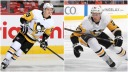 Penguins playoff injury updates Jake Guentzel Nick Bjugstad