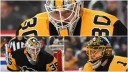 Penguins goalies Murray DeSmith Jarry