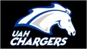 UAH Hockey University of Alabama-Huntsville logo $500K
