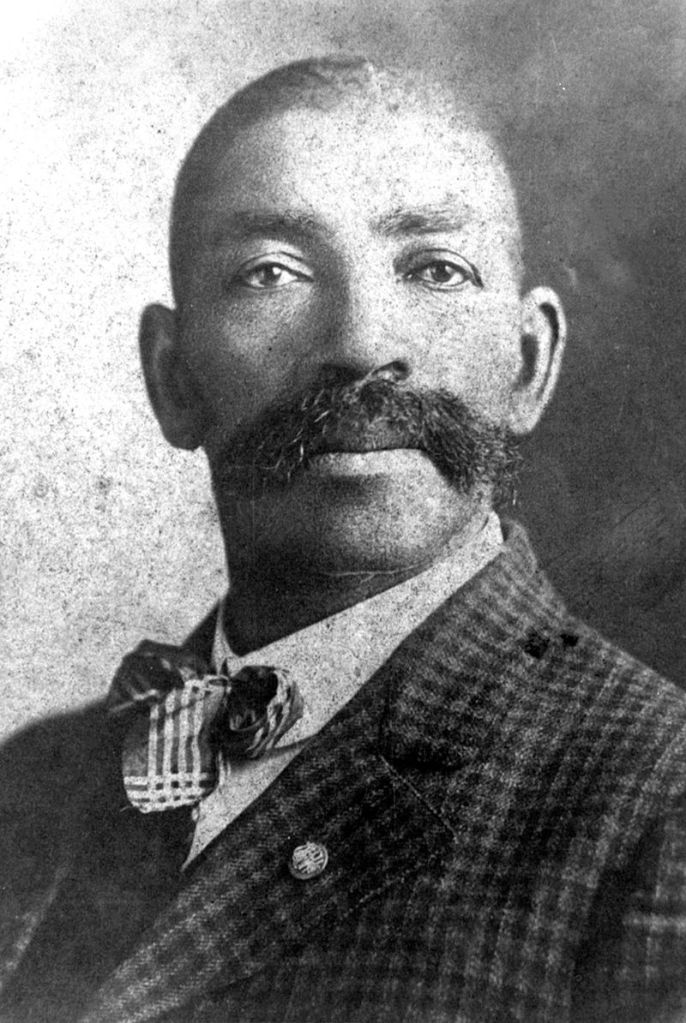 Ryan Reeves great-great grandson of Bass Reeves Lone Ranger