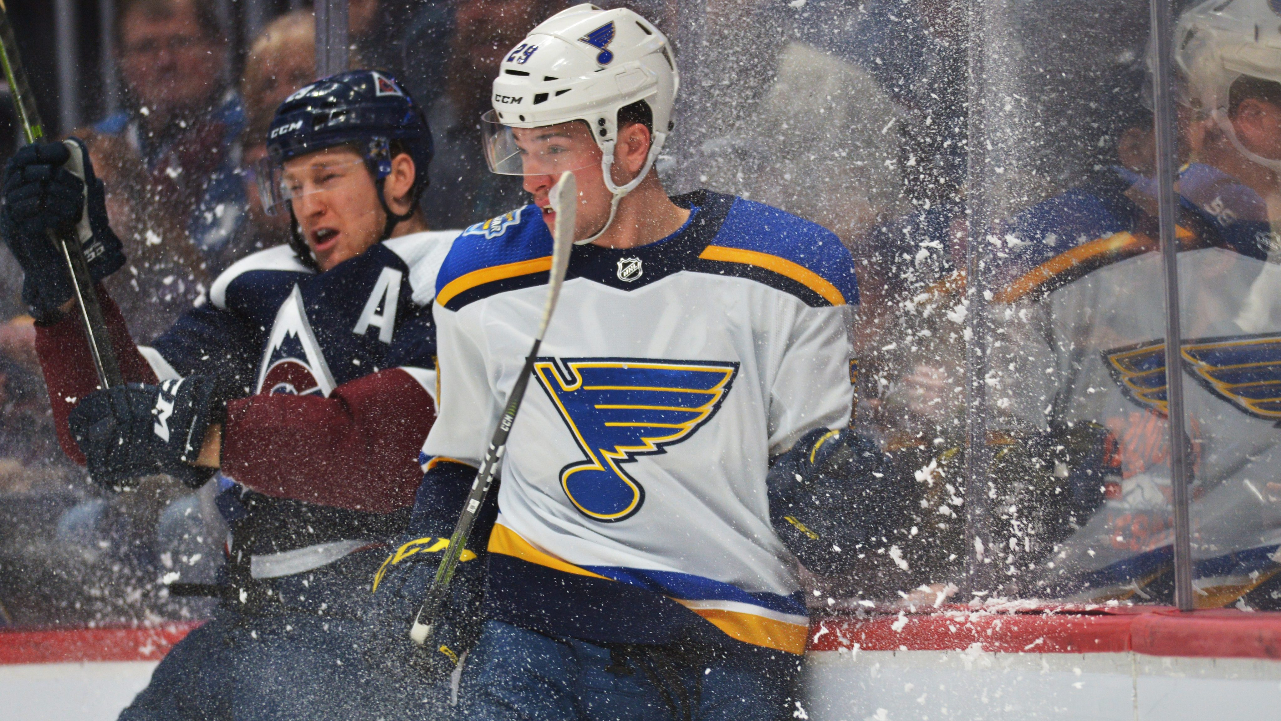 Avalanche-Blues stream: NHL Return to Play round-robin game