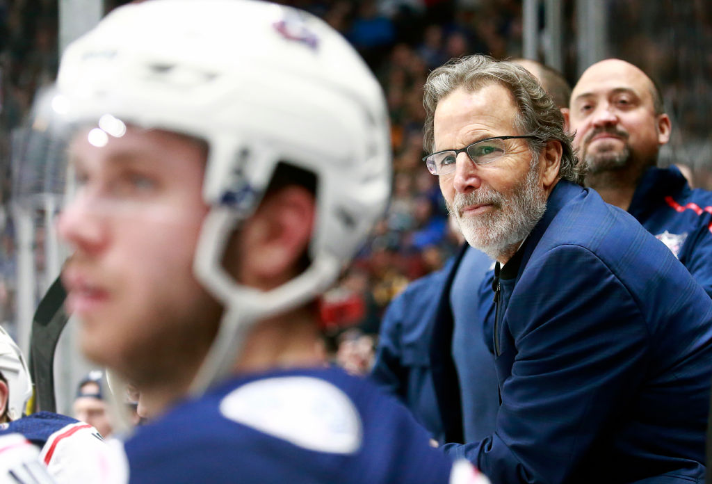 Blue Jackets Maple Leafs 2020 Stanley Cup Qualifiers preview John Tortorella