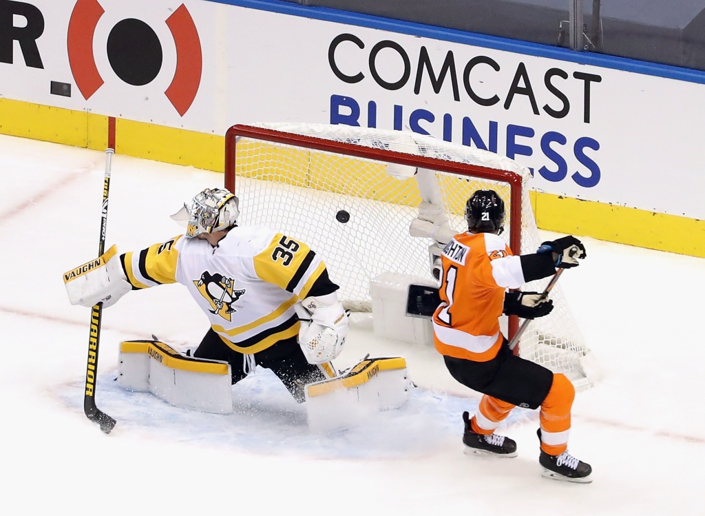 Photo of Flyers top Penguins in OT as NHL Return to Play exhibitions begin | Sean Leahy