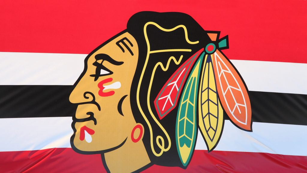Blackhawks ban Native American headdresses at home games