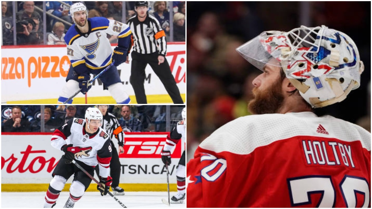 NHL Power Rankings: Fun free agent frenzy - ProHockeyTalk | NBC Sports