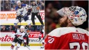 NHL Free Agent Frenzy 2020 Power Rankings flat salary cap Holtby Hall Pietrangelo