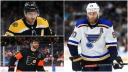 2020 Selke Finalists Bergeron Couturier O'Reilly