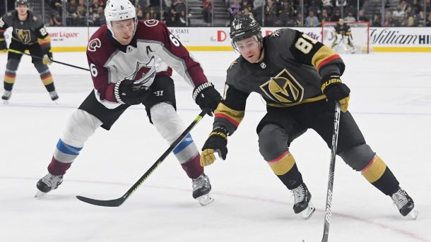 Avalanche-Golden Knights stream