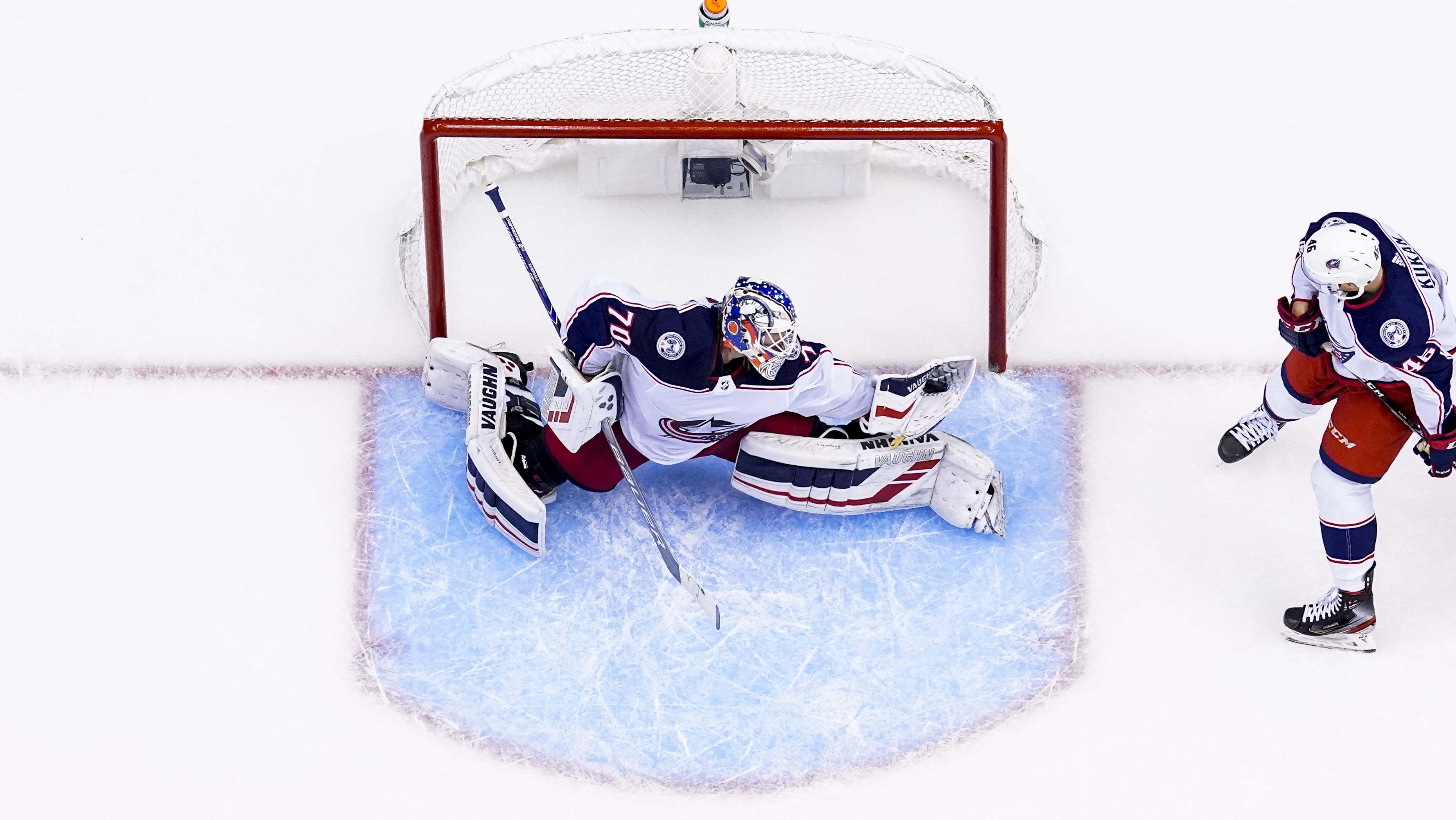 NHL Scores: Big day for goalies, underdogs keep winning