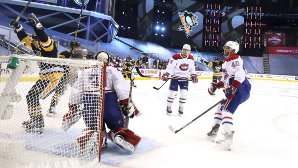 Penguins tie series win Game 2 vs. Canadiens