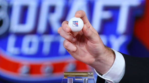 Rangers Draft Lottery