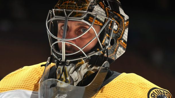 No Rask Halak starts Bruins Hurricanes livestream Game 3