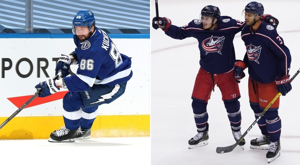 Lighting Blue Jackets Preview