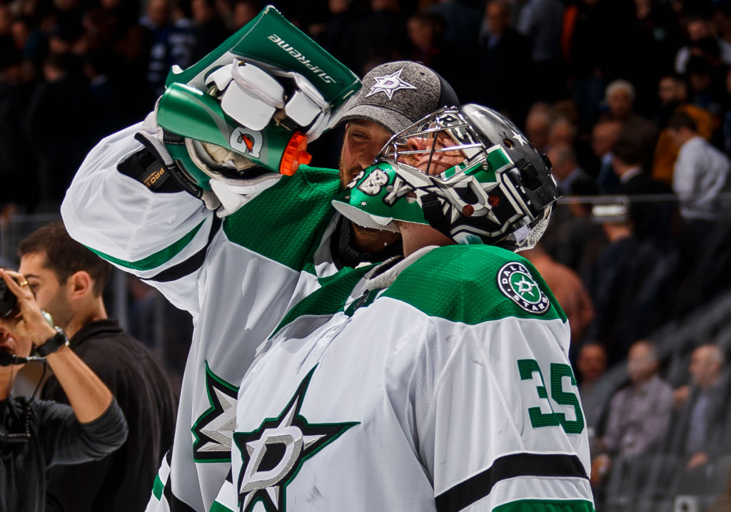 How Dallas Stars Stanley Cup roster was built Khudobin Bishop
