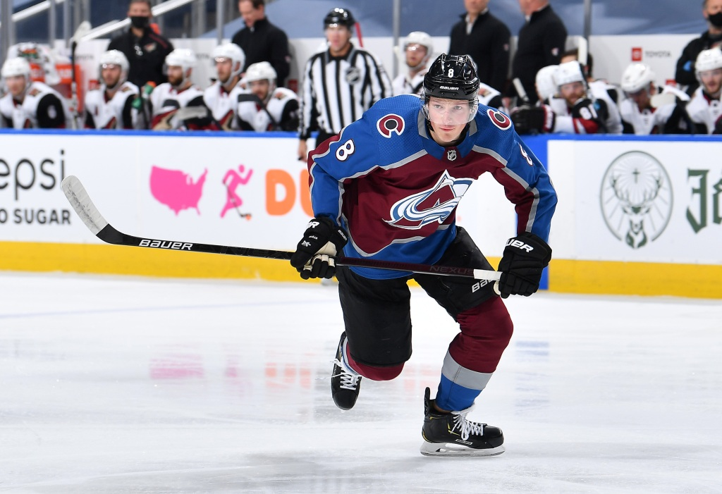 Cale Makar wins Calder Trophy as 2020 rookie of the year