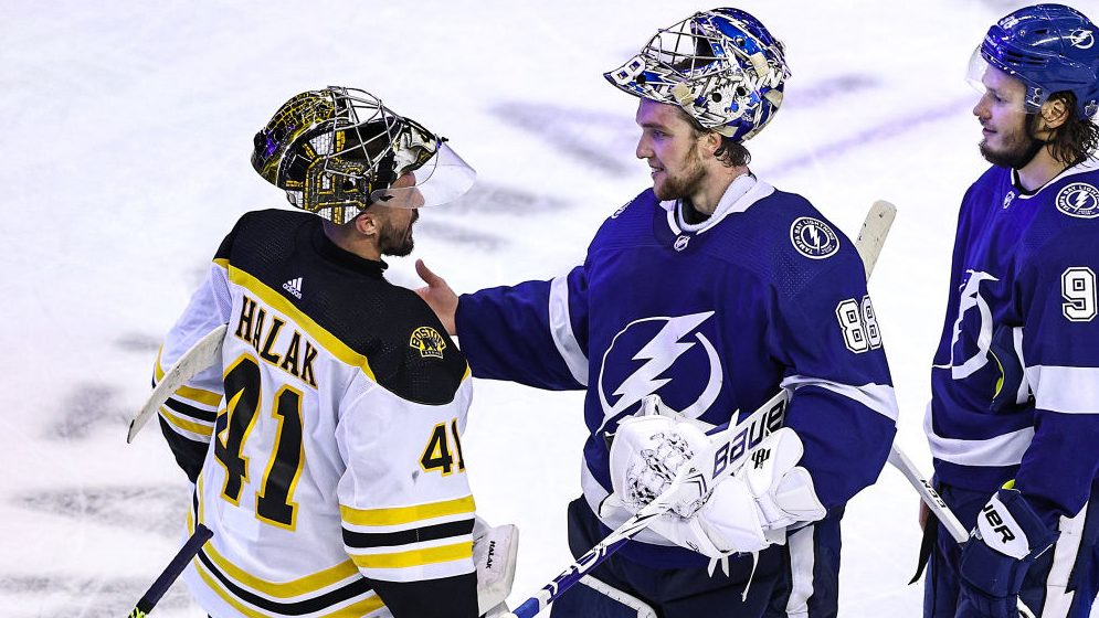 NHL Bubble Wrap: Lightning bounce Bruins to advance; Avalanche squash Stars