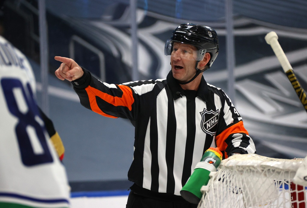 PHT Morning Skate: Calling the rulebook; sports and the pandemic - NHL