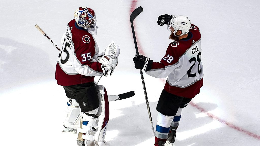 Avalanche Stars Game 7