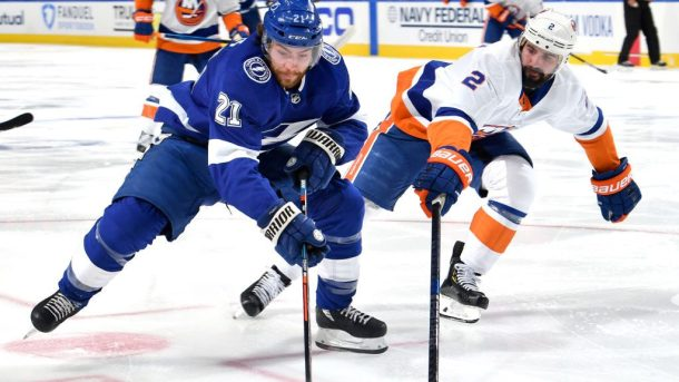 NHL Bubble Wrap: Islanders could not stop Point, Lightning in Game 1