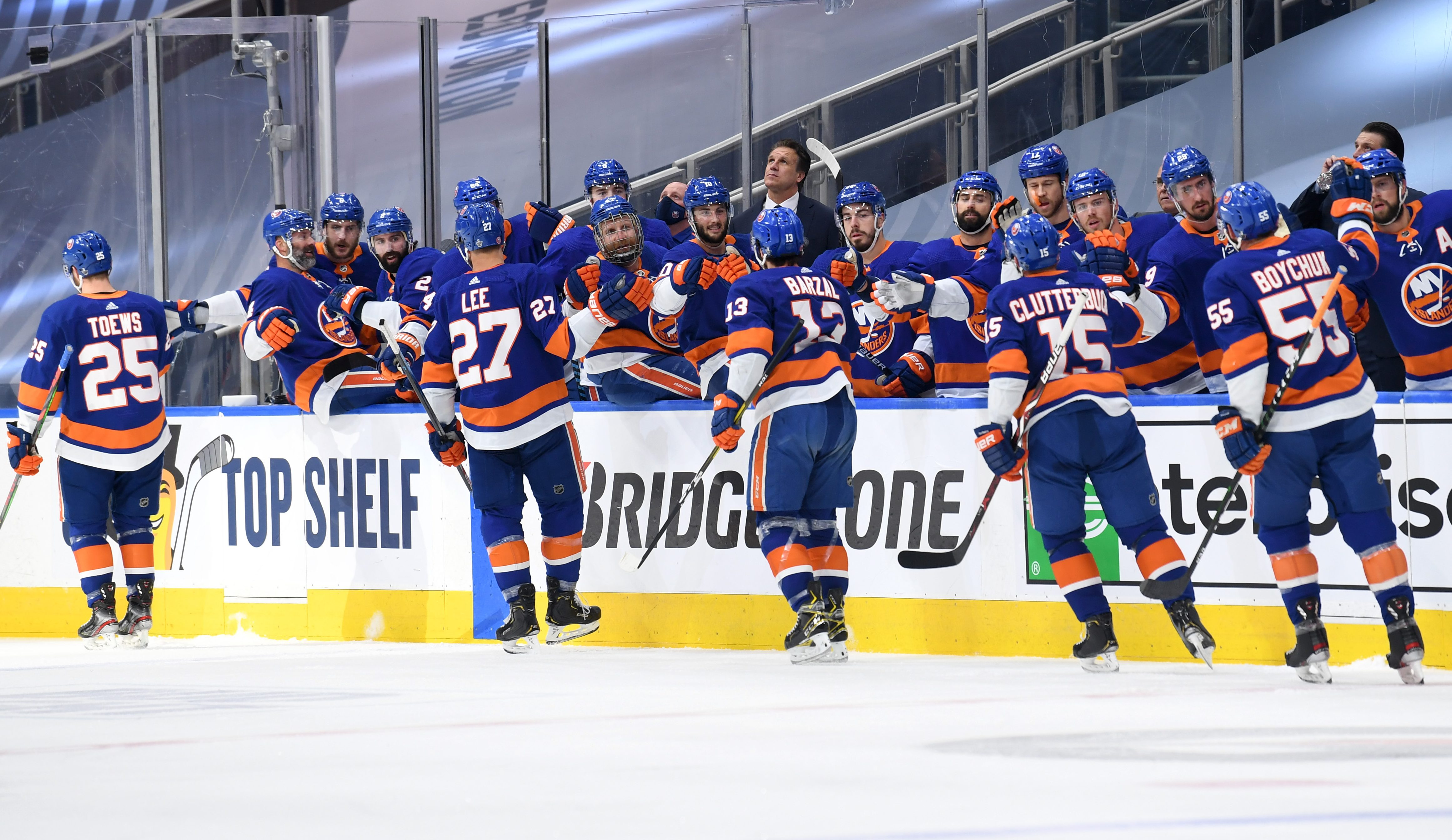 What can Islanders do to take next step?