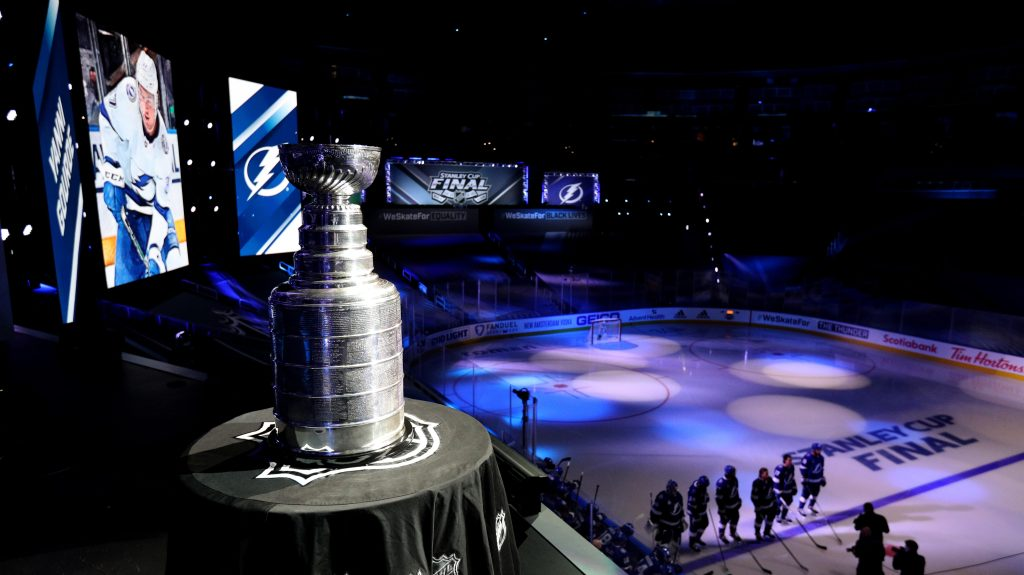 stanley cup display