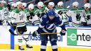3 Takeaways: Stars beat Lightning in Stanley Cup Final Game 1