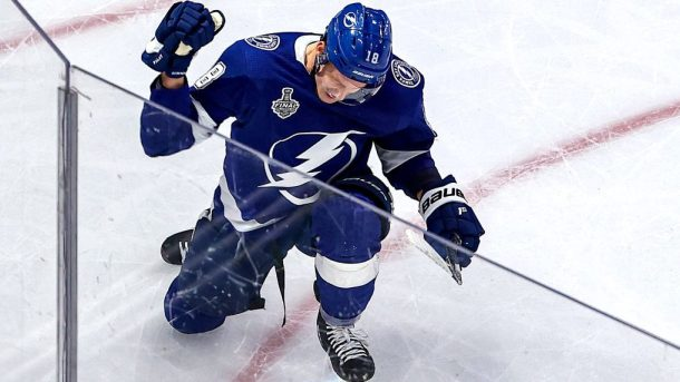 Lightning ride hot start in Game 2 to tie 2020 Stanley Cup Final vs. Stars