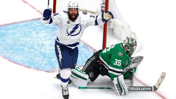 Lightning win Stanley Cup beat Stars in Game 6 Final