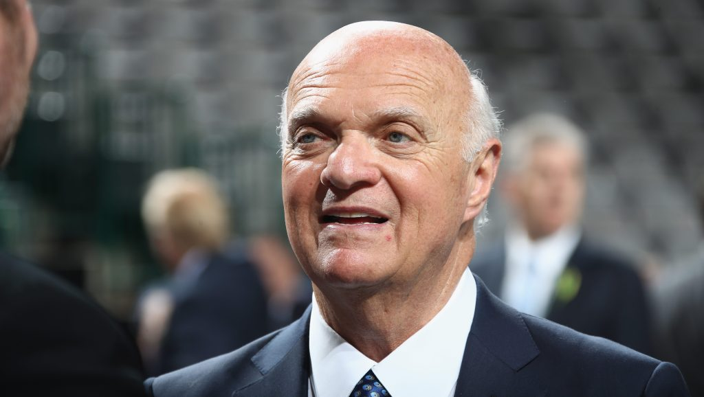 Lou Lamoriello general manager of year