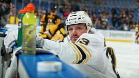 Reinhart's one-year deal part of a 'prove-it' season for Sabres