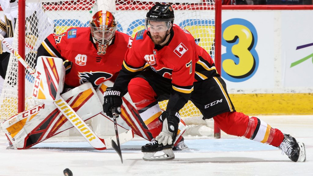 Maple Leafs Brodie