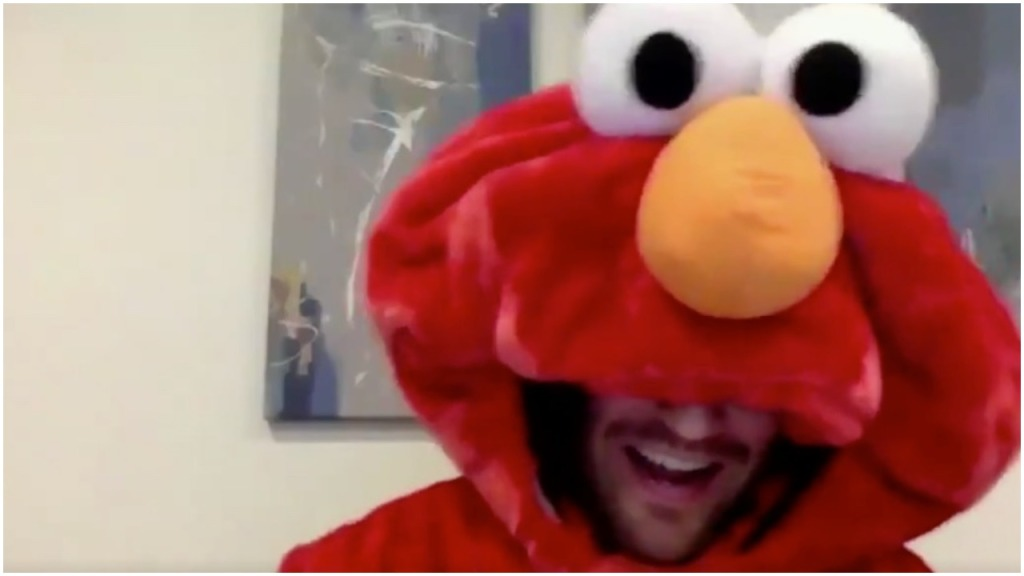 PHT Morning Skate: Scariest NWHL Mascots; Bergeron's excellent Elmo