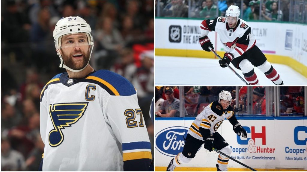 Nhl Free Agency 2020 Every Signing By All 31 Teams