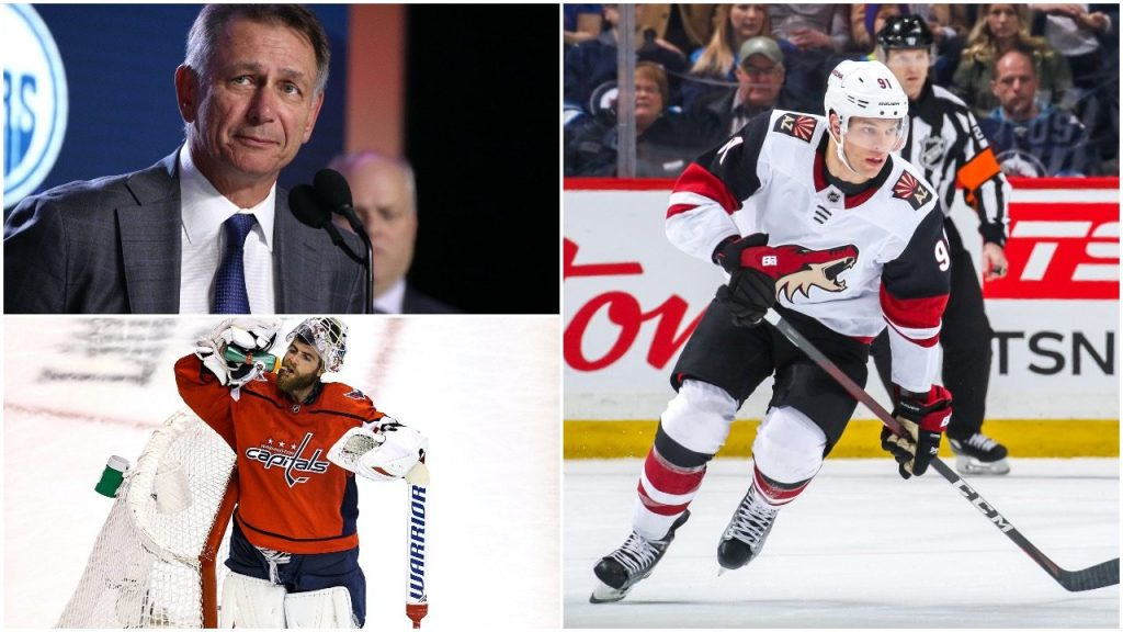 NHL free agent signings