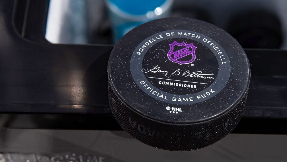 nhl puck tracking