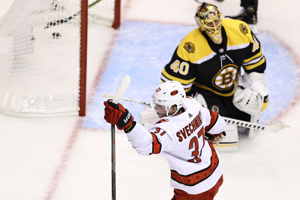 Bruins wise not to linger on Tuukka Rask leaving playoff bubble