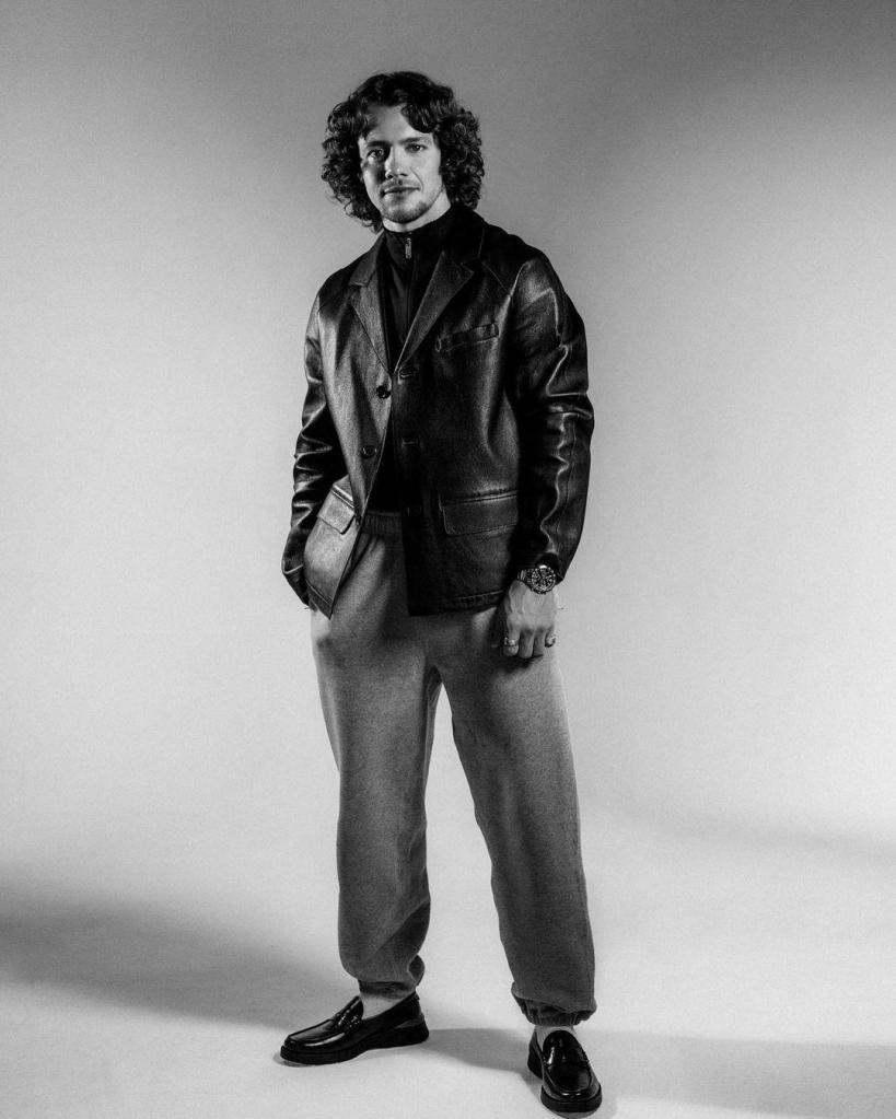 With Esquire shoot, Artemi Panarin goes from 'Breadman' to Sweat Pantarin