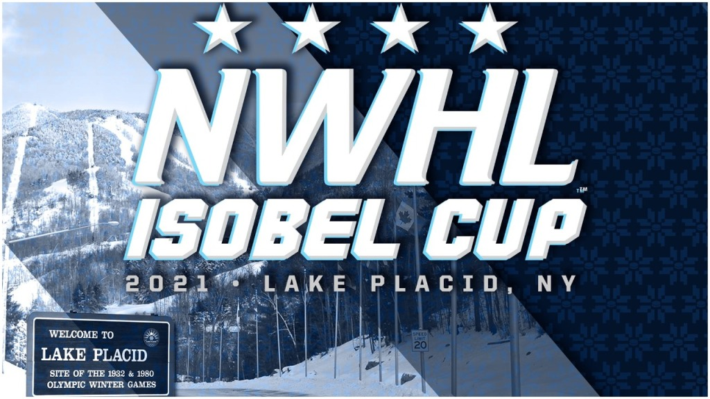 NBCSN will air NWHL's 2021 Isobel Cup Semifinals and Final live on Feb. 4-5