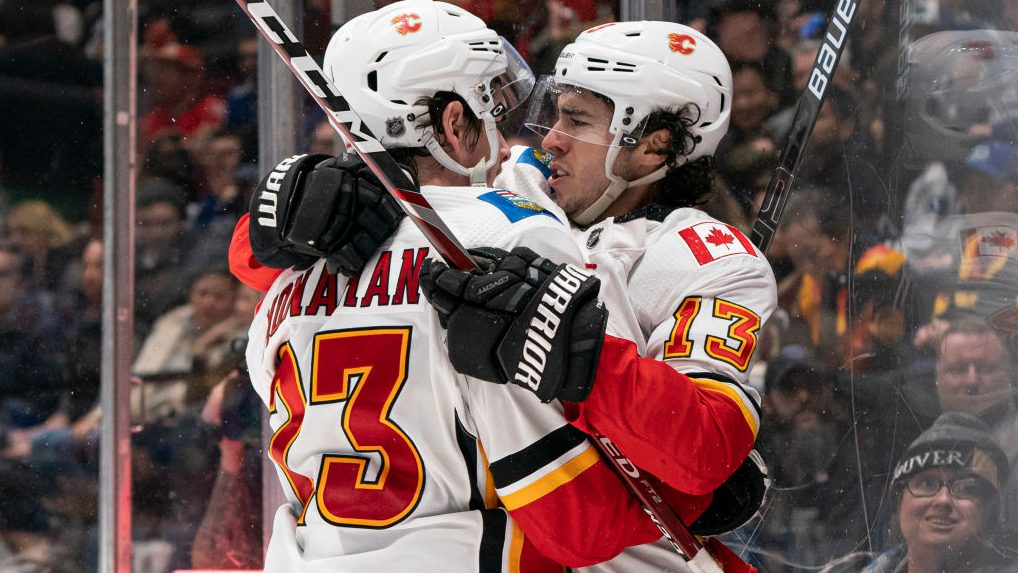 PHT Morning Skate: Splitting up Gaudreau and Monahan