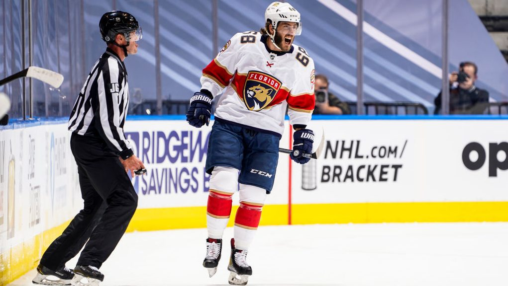 St. Louis Blues Mike Hoffman PTO contract salary cap
