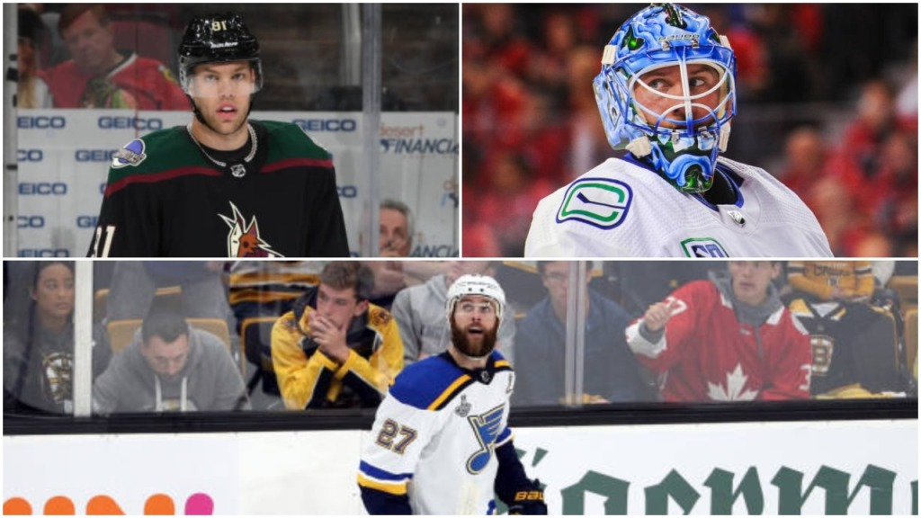 Year in Review: Biggest NHL trades, free agent moves of 2020