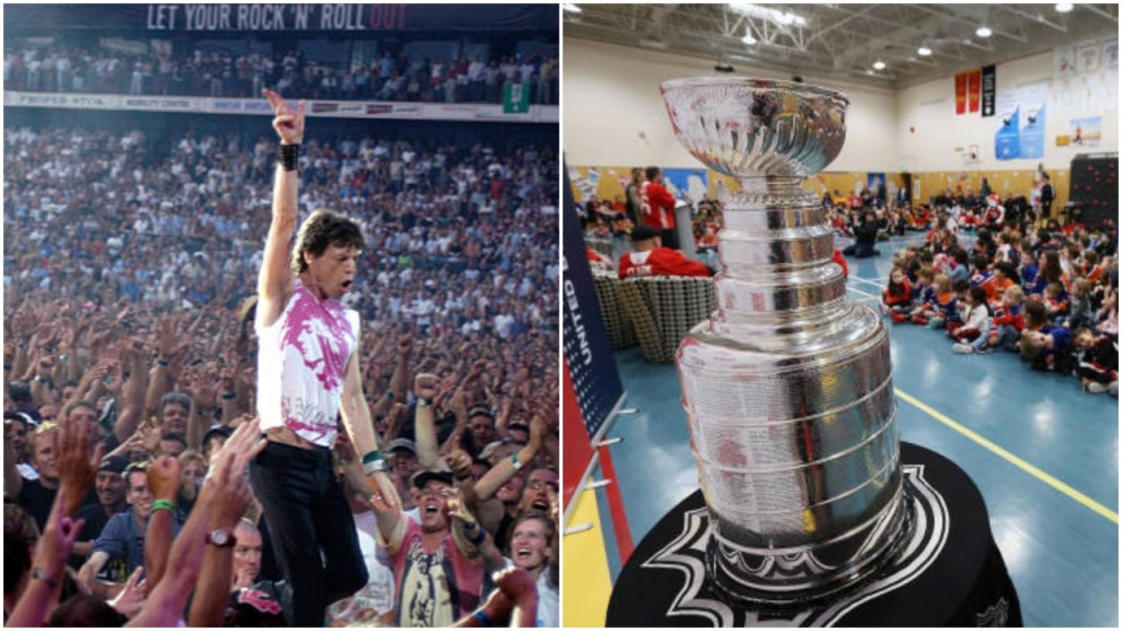 PHT Morning Skate: Bad ECHL news; Stanley Cup = Mick Jagger?