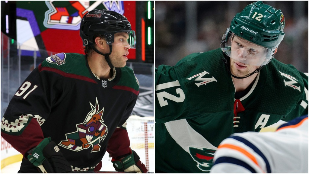 Pandemic Punts: Two very different paths for Buffalo Sabres in 2020-21 Taylor Hall Eric Staal