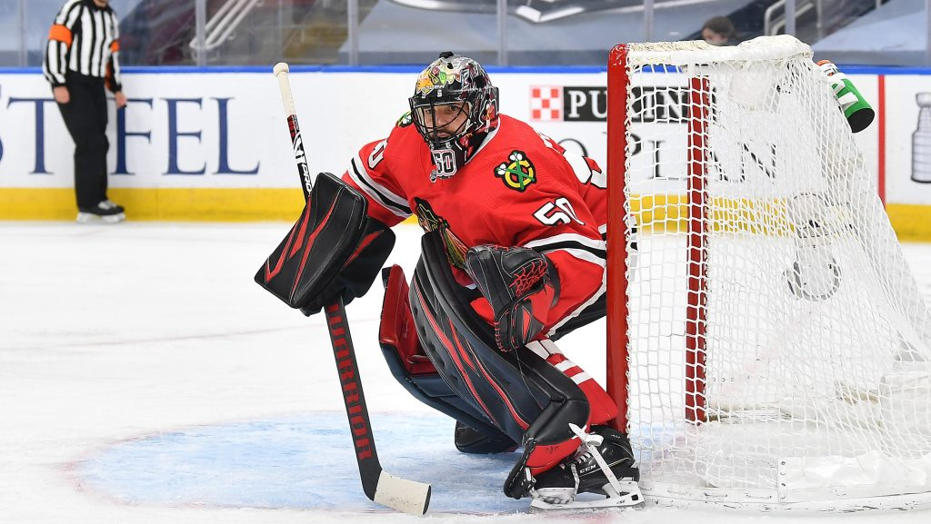 Corey Crawford retires