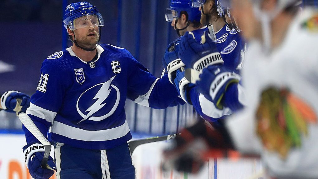 Stamkos, Farabe star on first night of 2020-21 NHL season The Buzzer