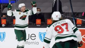 This time, Wild overcome Ducks' goaltending to win