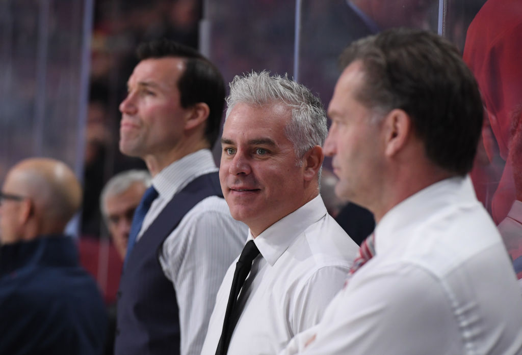 Canadiens fire Julien, Muller; Ducharme interim head coach