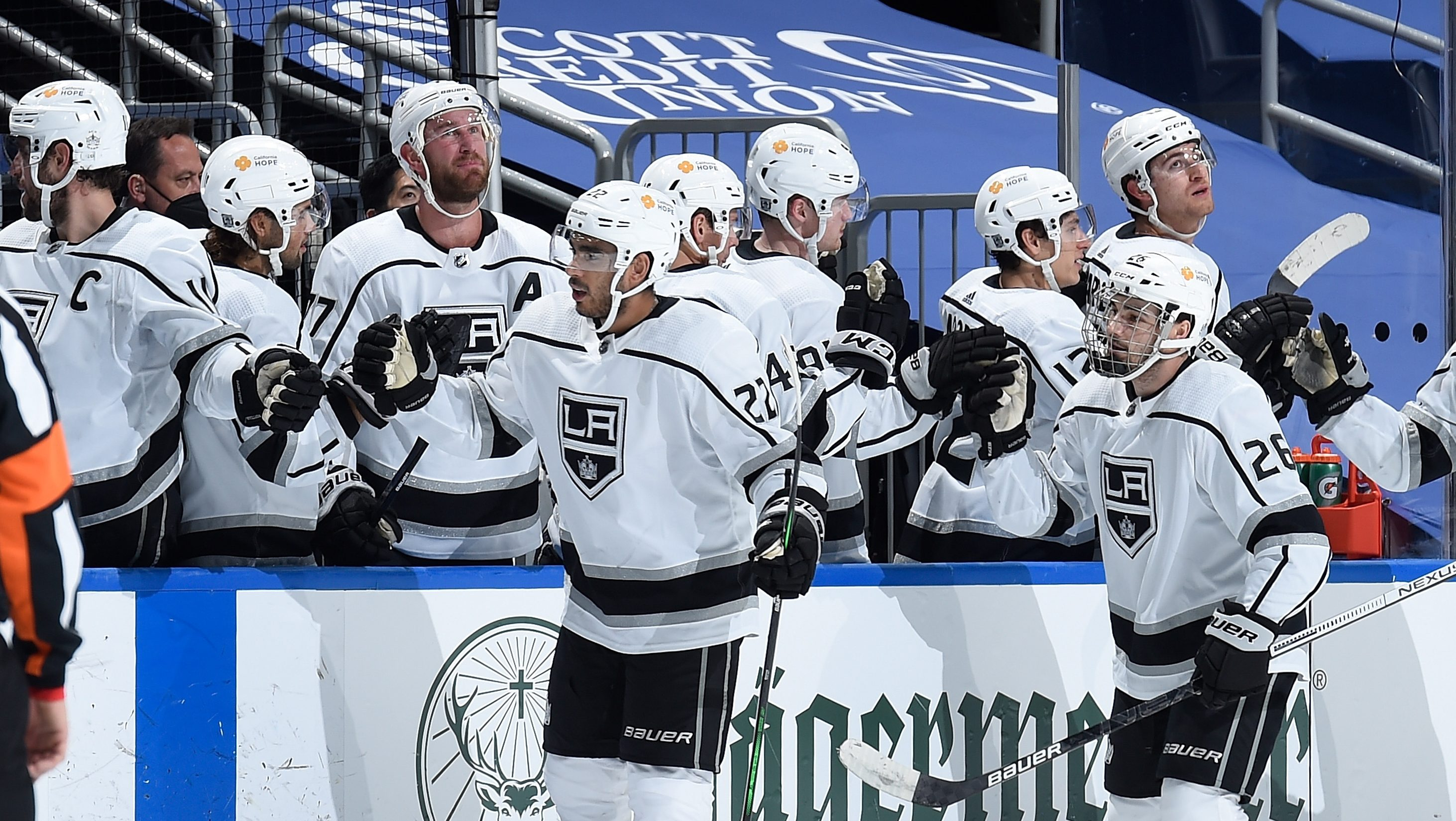 Kings winning streak reaches 6 with another impressive win over Blues